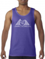 White Tank 9 Purple